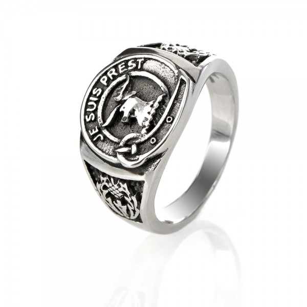 Hamilton Young Outlander Inspired Ring